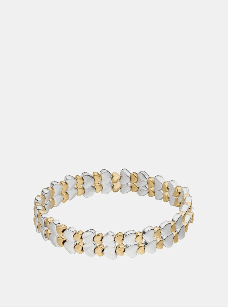 Bratari pentru femei Tamaris - argintiu, auriu