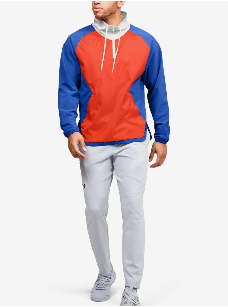 Bunda Under Armour Stretch Woven 1 2 Zip Jacket