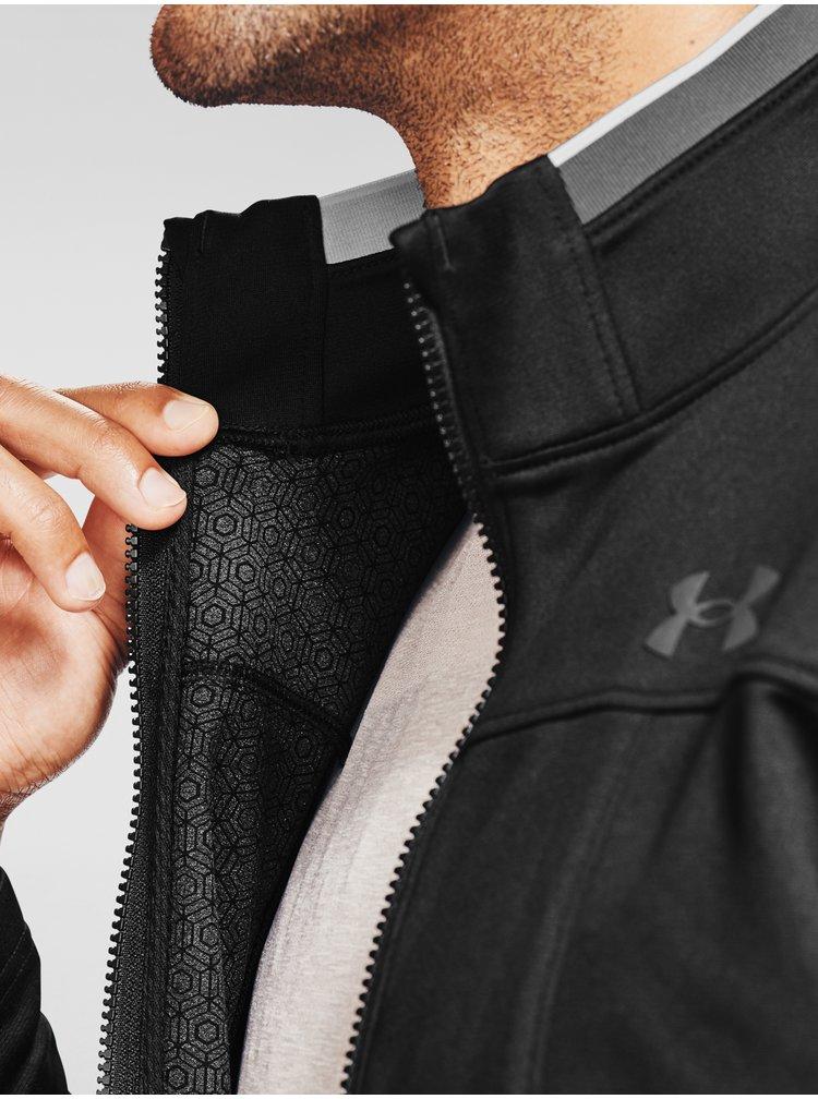 Bunda Under Armour UA Recover Knit Track Jacket - černá