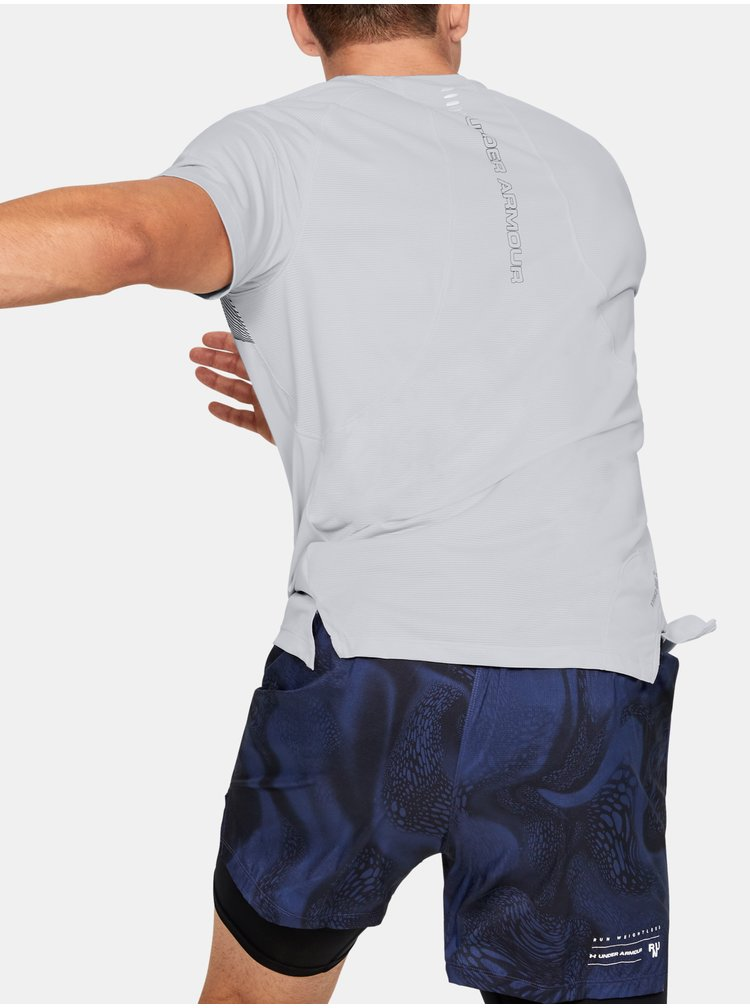 Tričko Under Armour M Qlifier Iso-Chill Short Sleeve
