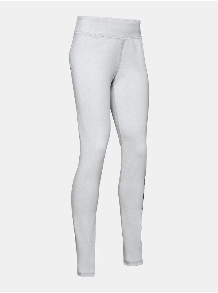 Legíny Under Armour Sportstyle Branded Leggings-Gry