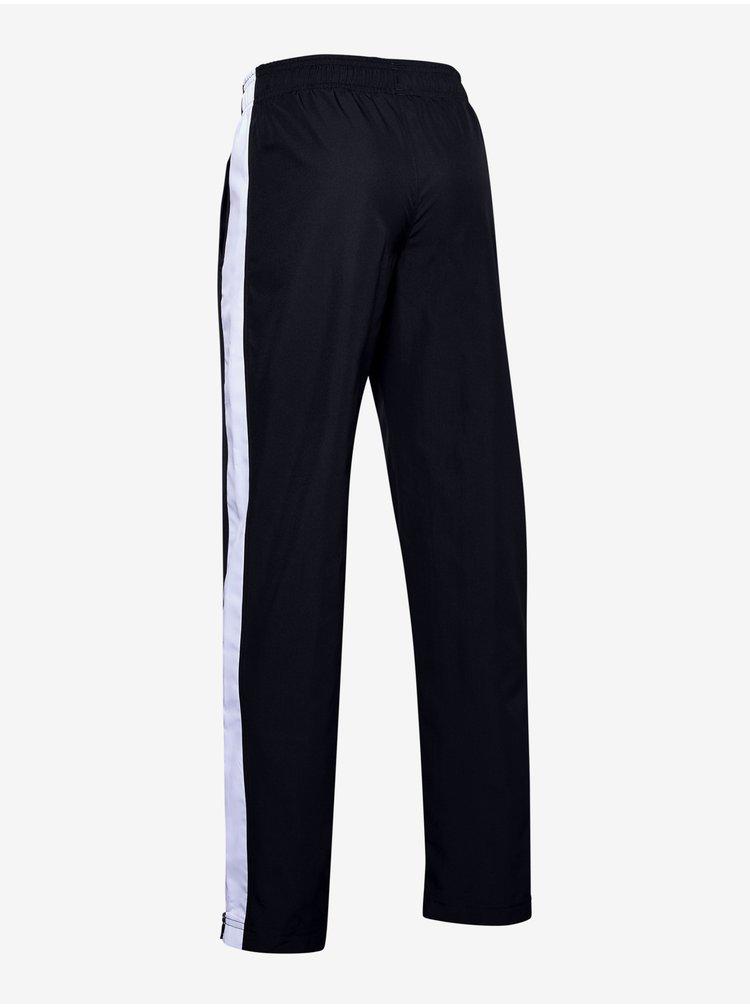 Tepláky Under Armour Woven Track Pants - černá