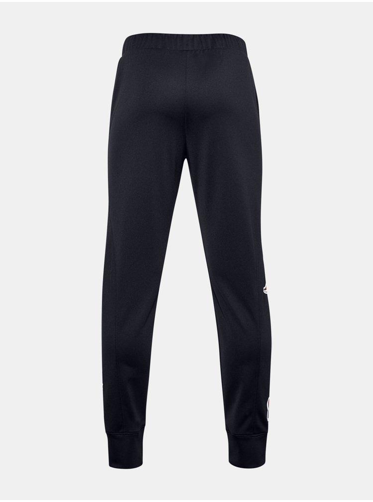 Kalhoty Under Armour Boys Perf Pant - černá