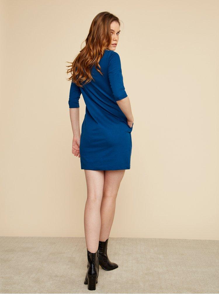 Tmavě modré šaty s kapsami ZOOT Lola 2