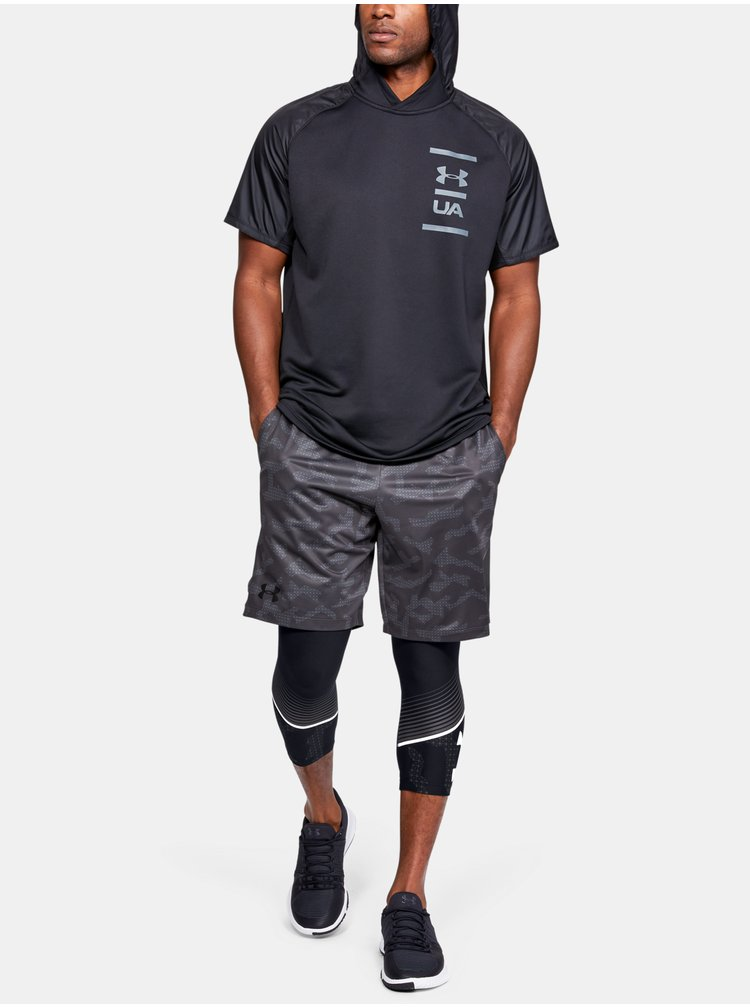 Legíny Under Armour HG ARMOUR 3/4 LEG NOV2 - černá