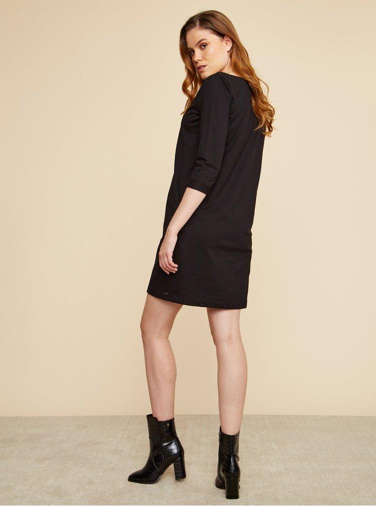 Černé šaty ZOOT Baseline Hana 2