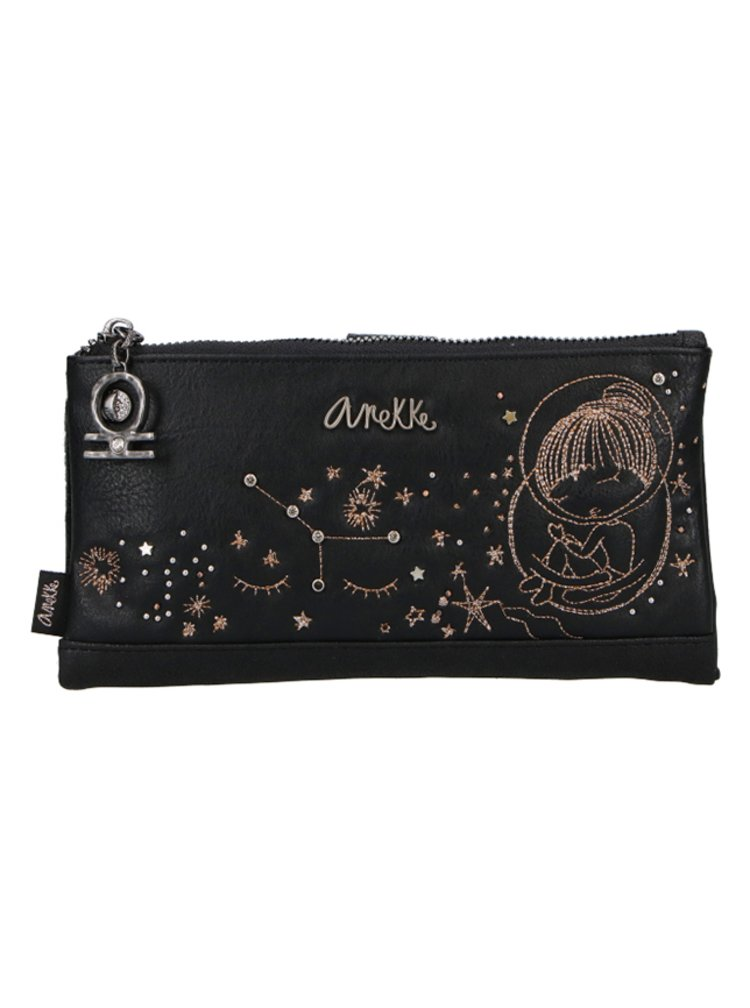 Anekke černá dámská peněženka Universe