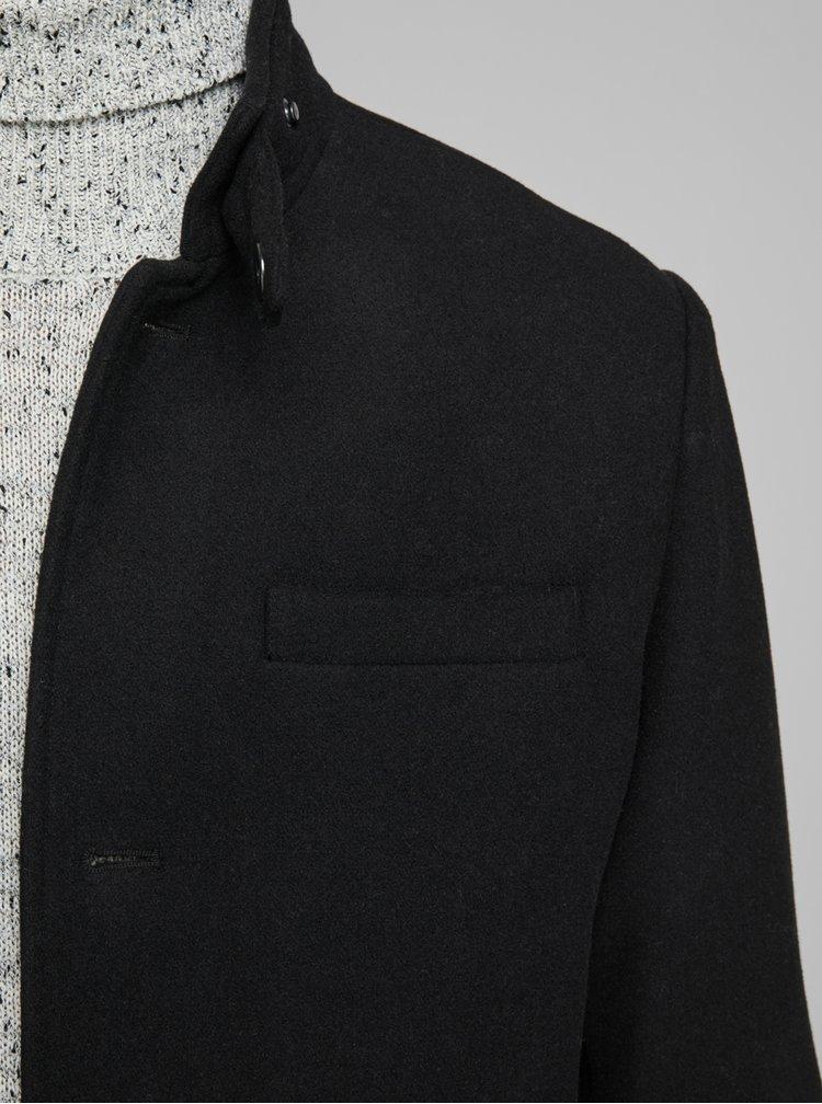 Paltoane pentru barbati Jack & Jones - negru