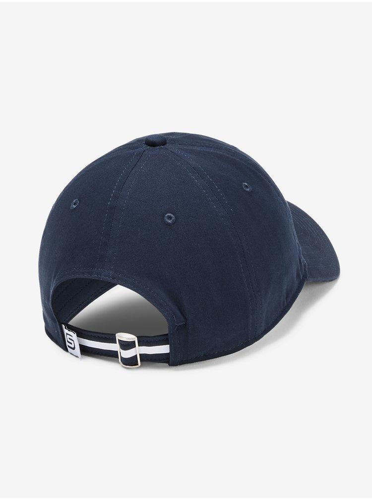Kšiltovka Under Armour Men's JS Washed Cotton Cap - tmavě modrá