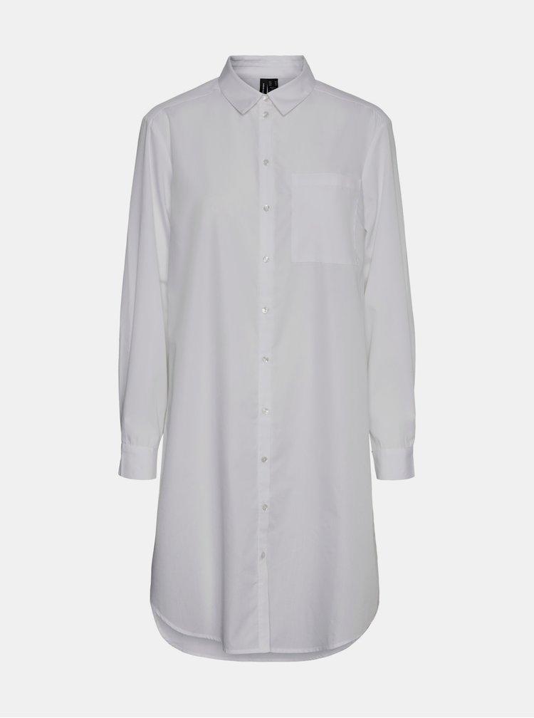 Camasi pentru femei VERO MODA - alb