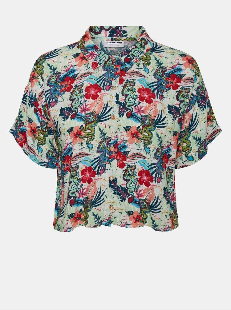 Camasi pentru femei Noisy May - albastru