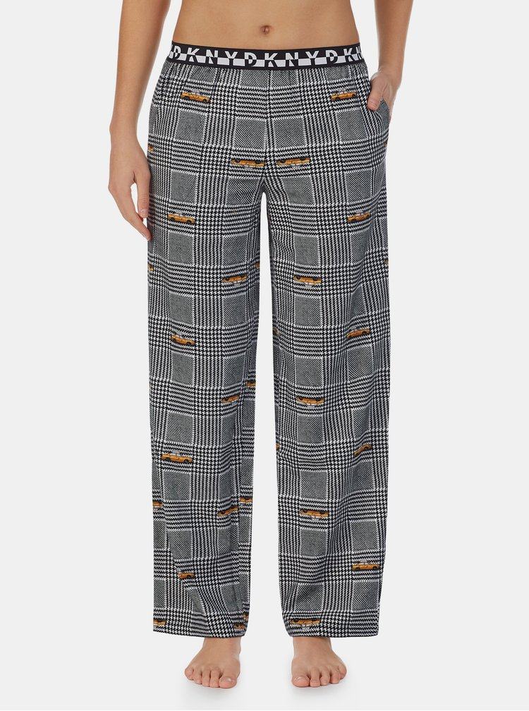 Pijamale pentru femei DKNY - gri