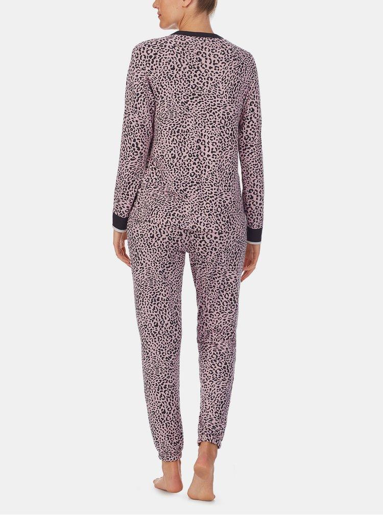Pijamale pentru femei DKNY - roz