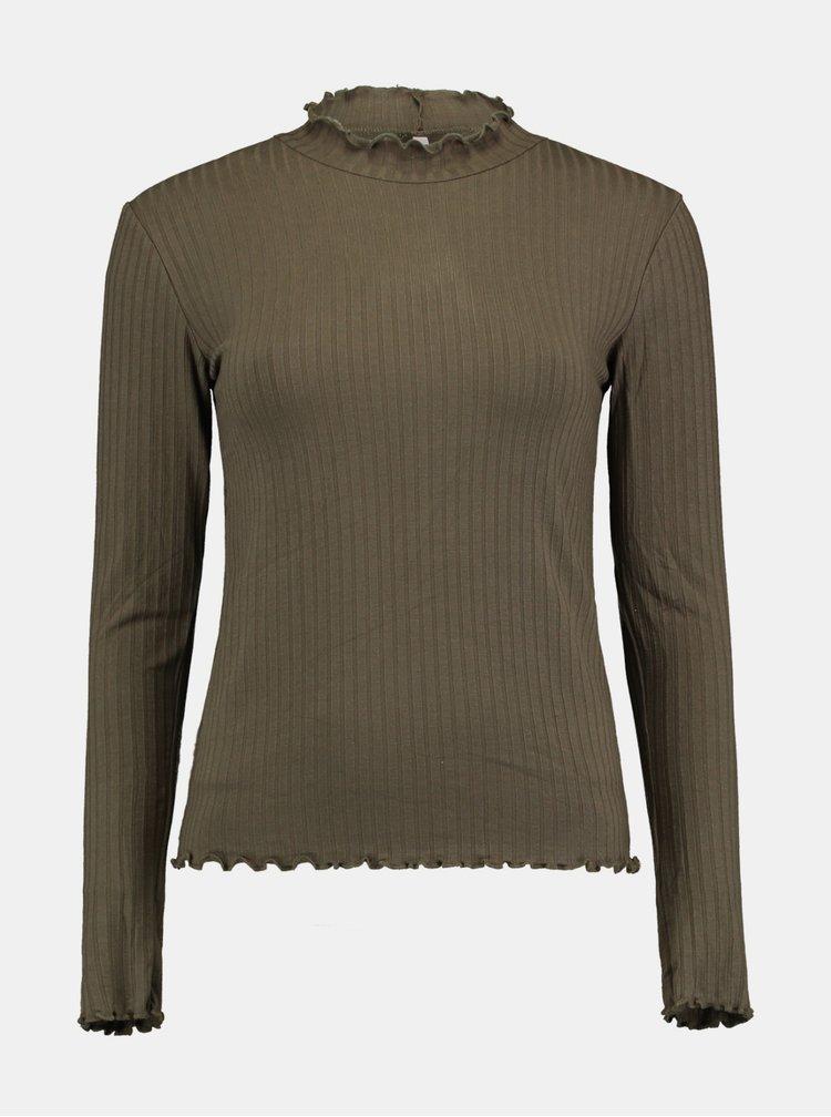 Bluze pentru femei Hailys - kaki
