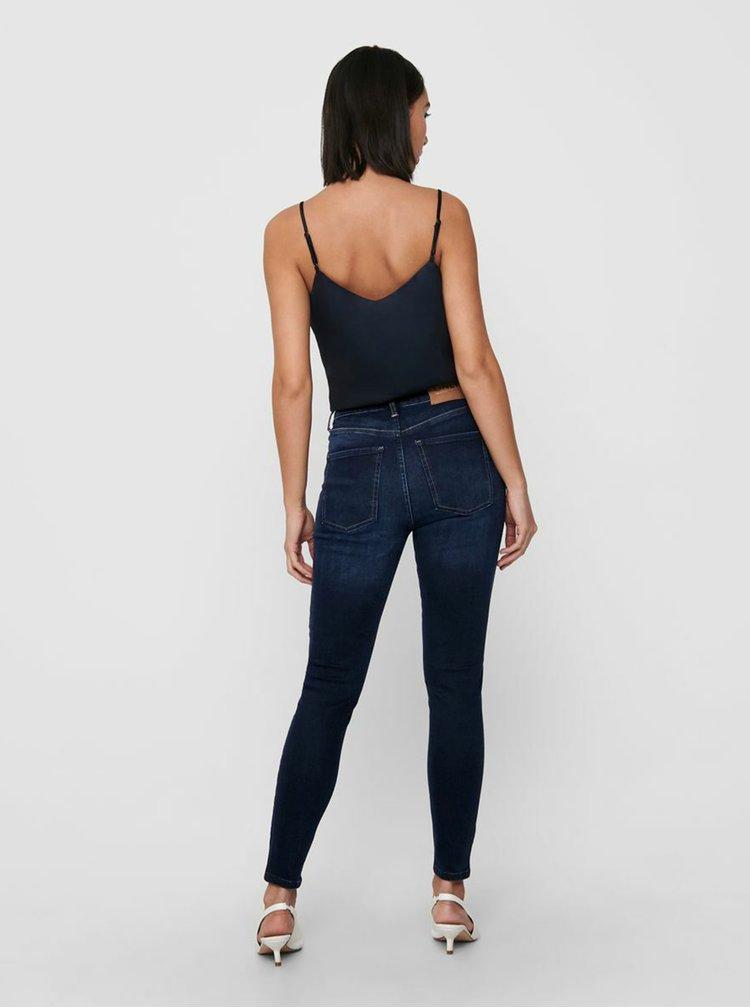 Skinny fit pentru femei ONLY - albastru