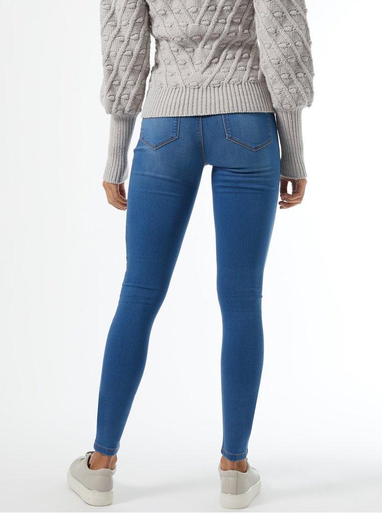 Marimi curvy pentru femei Dorothy Perkins Tall - albastru
