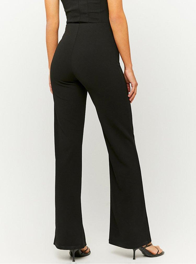 Pantaloni chino pentru femei TALLY WEiJL - negru