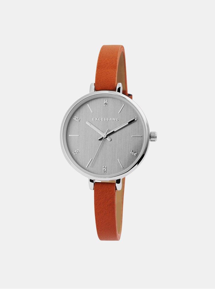 Ceasuri pentru femei Excellanc - oranj