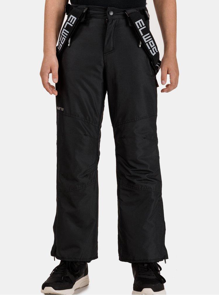 Černé dětské lyžařské kalhoty SAM 73