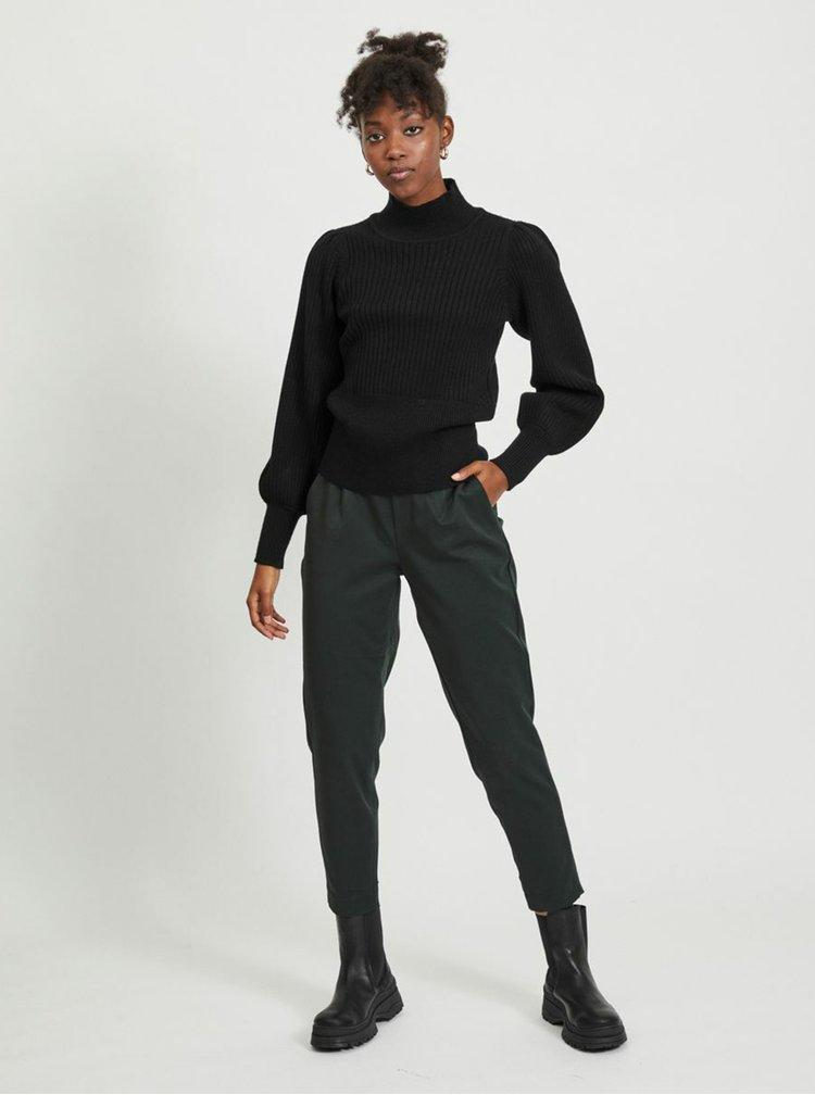 Černý svetr se stojáčkem .OBJECT
