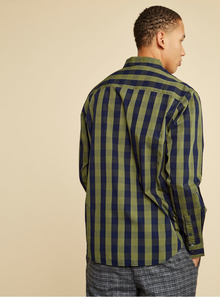 Carouri pentru barbati ZOOT - verde, albastru inchis