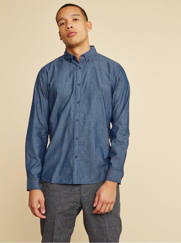 Camasi casual pentru barbati ZOOT Baseline - albastru