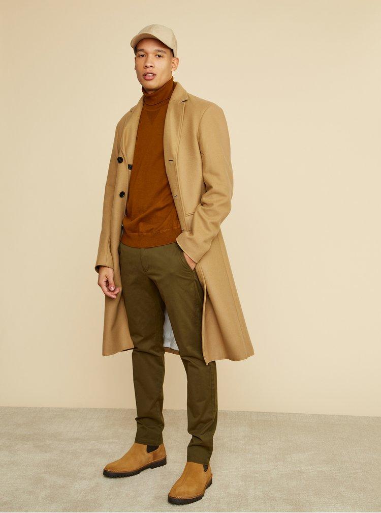Pantaloni chino pentru barbati ZOOT Baseline - kaki