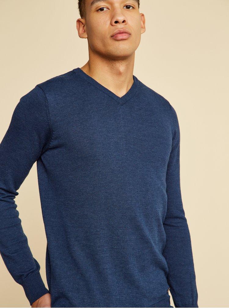 Pulovere pentru barbati ZOOT Baseline - albastru inchis