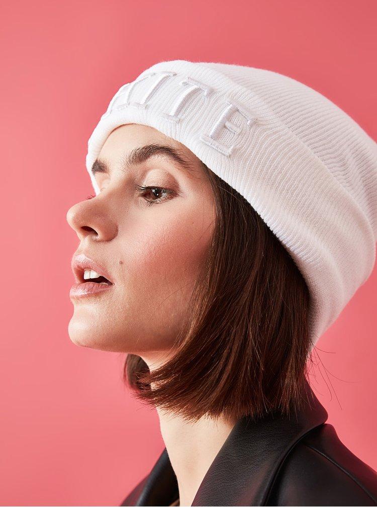 Palarii, sepci, caciuli pentru femei Trendyol - negru, alb