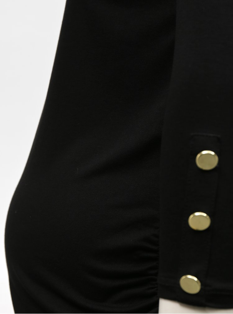 Sada dvou černých těhotenských triček Dorothy Perkins Maternity