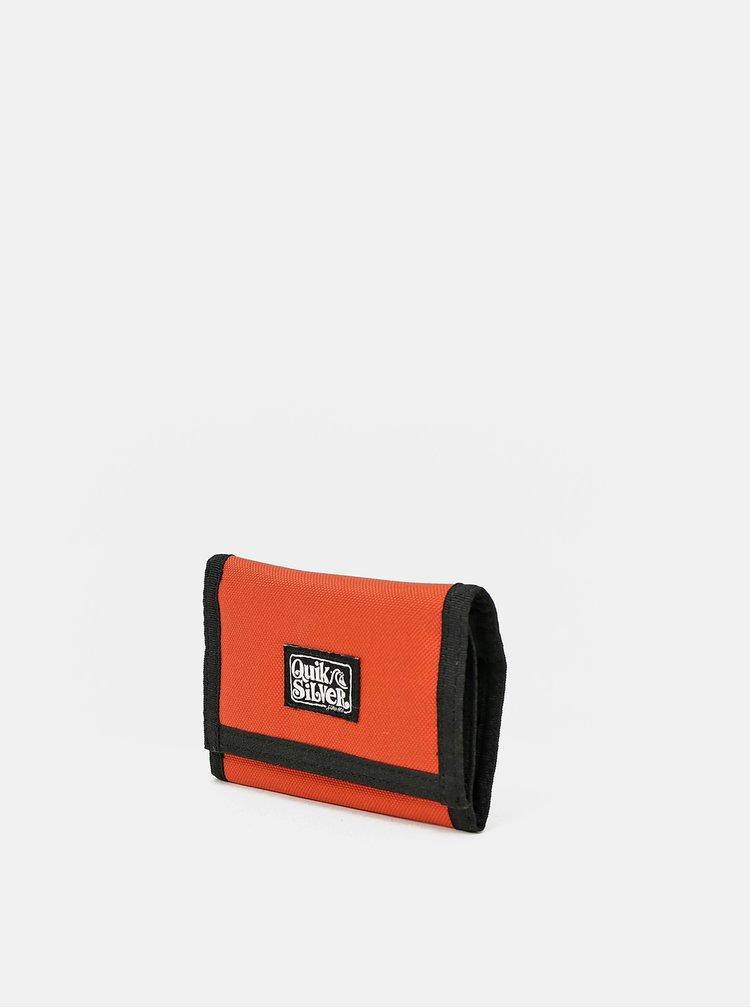 Oranžová peněženka Quiksilver
