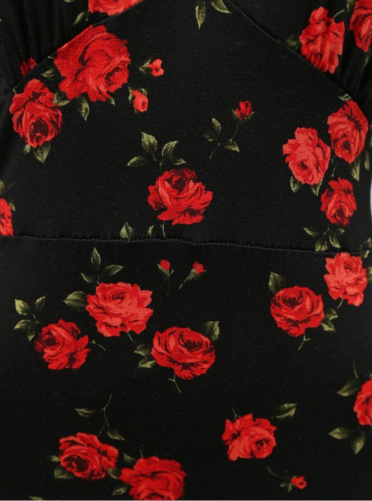 Rochii maxi pentru femei Miss Selfridge - negru