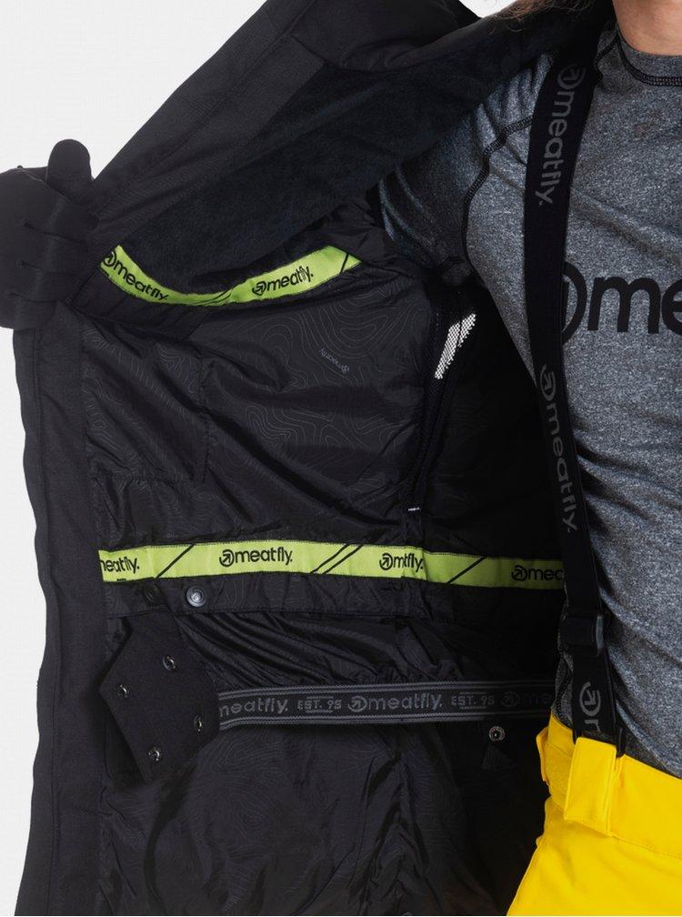 Jachete de iarna pentru barbati MEATFLY - negru