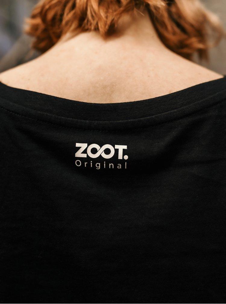 Černé dámské tričko ZOOT Original Nostalgie