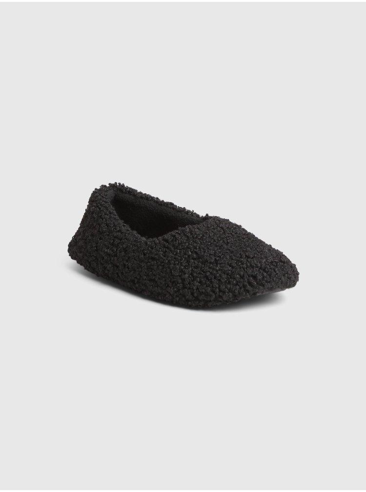 Černá dámská pantofle GAP