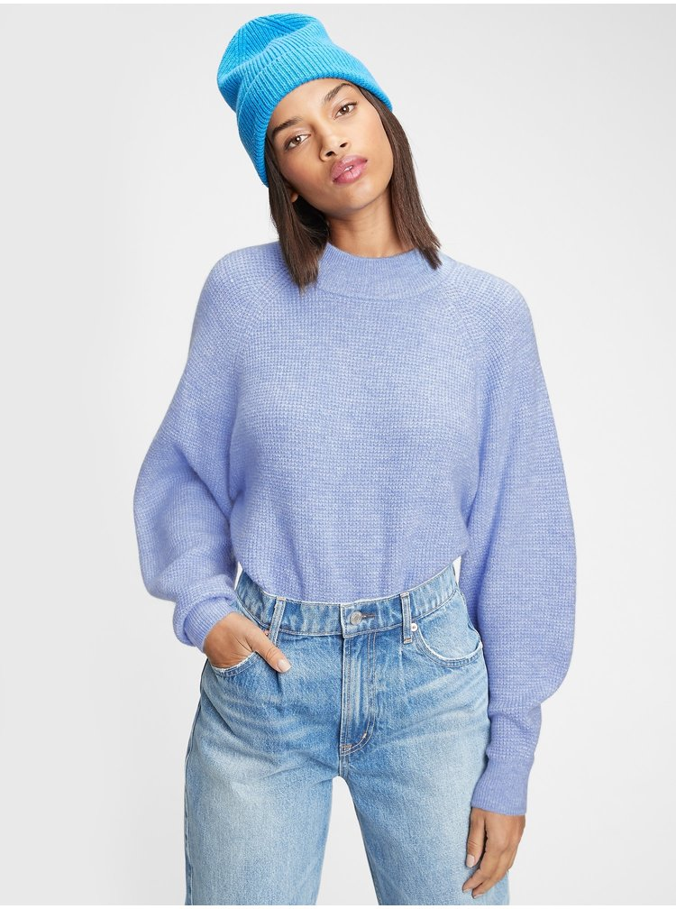 Modrý dámský svetr GAP