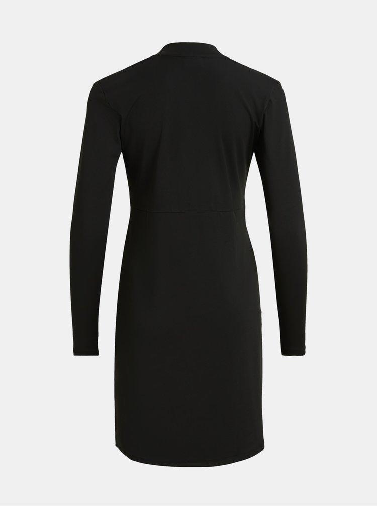 Rochii casual pentru femei VILA - negru