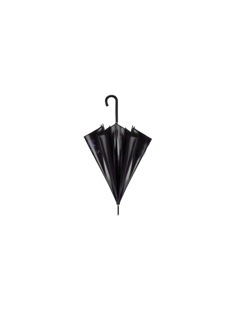 Cachemir Shiny dámský luxusní deštník s UV ochranou - Fialová