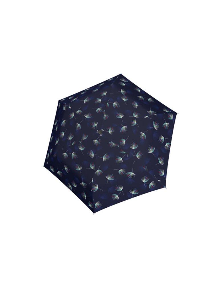 Doppler HAVANNA Desire modrý ultralehký skládací deštník - Modrá