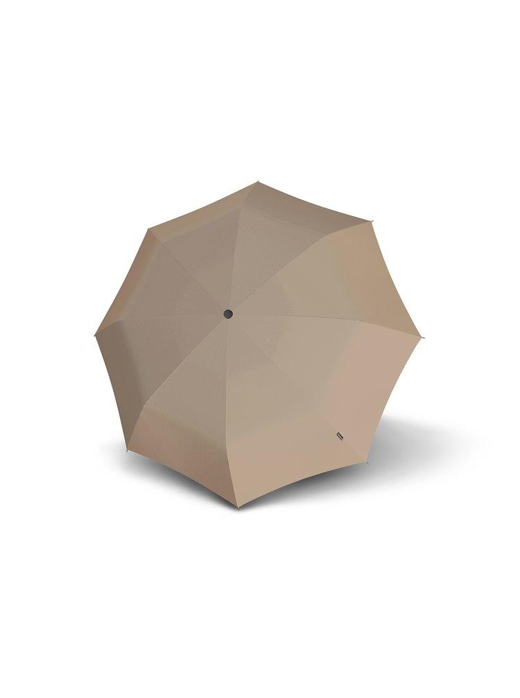 KNIRPS T.010 Small Taupe dámský mini deštník - Béžová