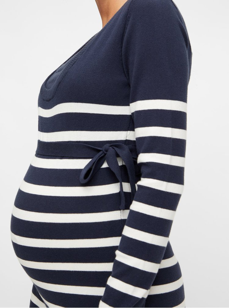 Rochii casual pentru femei Mama.licious - albastru inchis