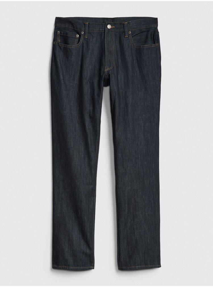 Černé pánské džíny GAP Straight