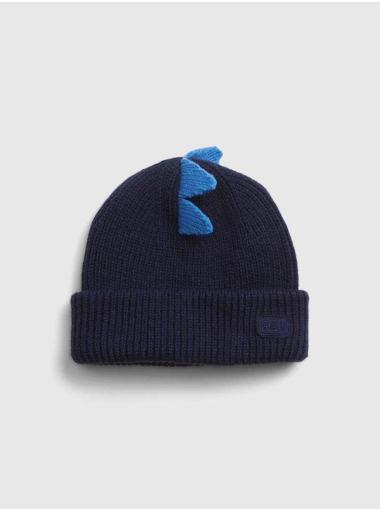 Modrá klučičí čepice GAP