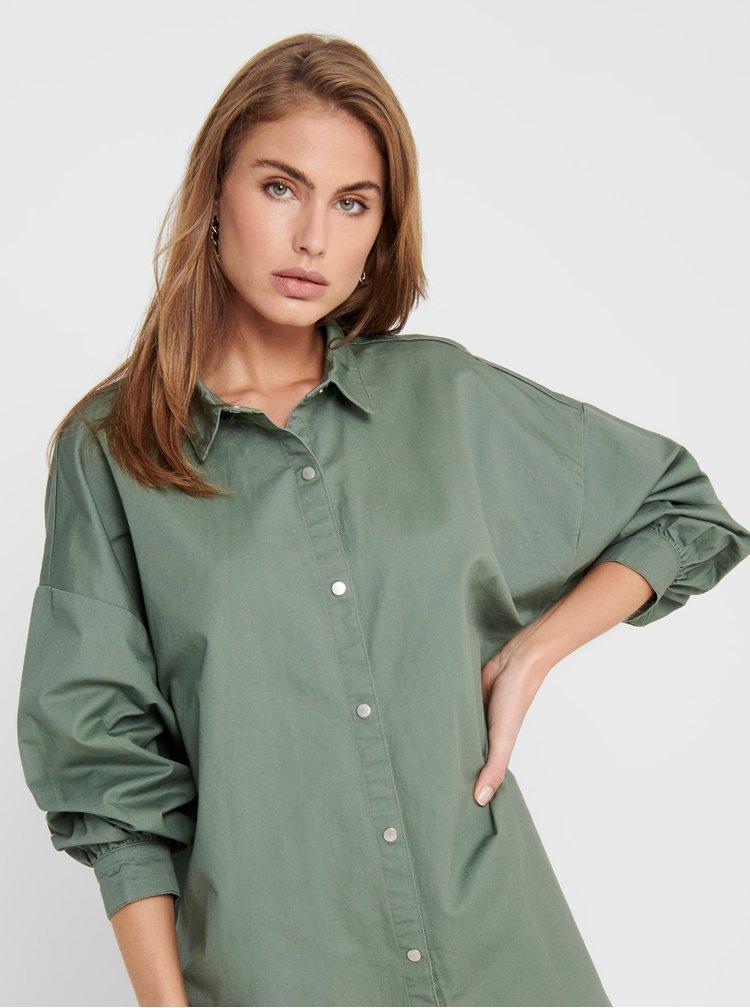 Camasi pentru femei Jacqueline de Yong - verde