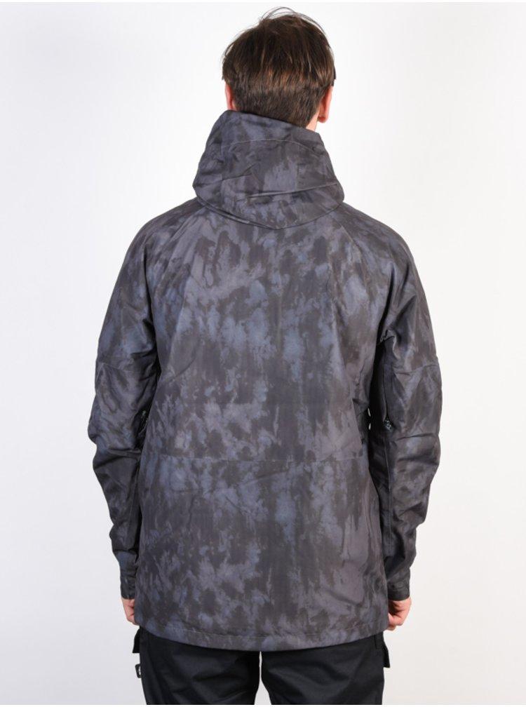 Burton GORE RADIAL CLOUD SHADOWS zimní pánská bunda - šedá