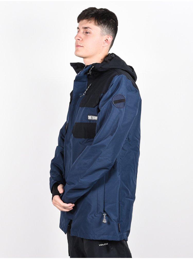 Dc HAVEN DRESS BLUES zimní pánská bunda - modrá