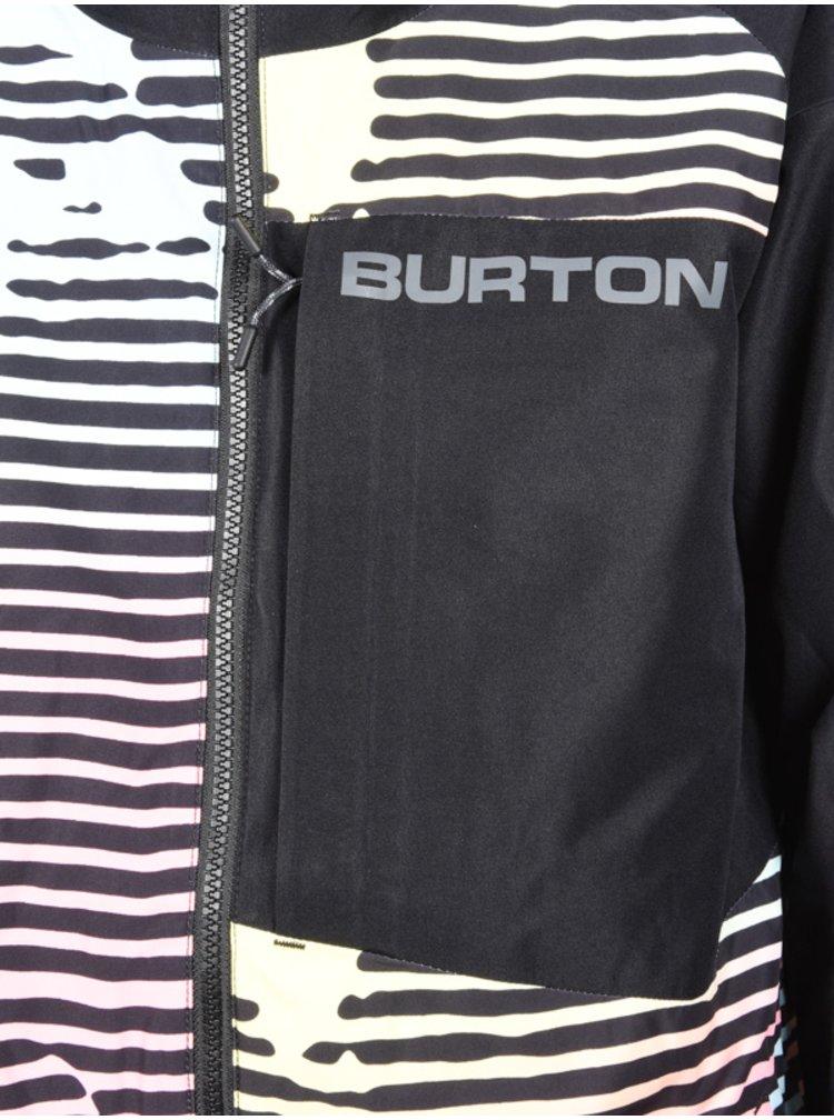 Burton GORE RADIAL INSTIG/TRUBLK zimní pánská bunda - černá
