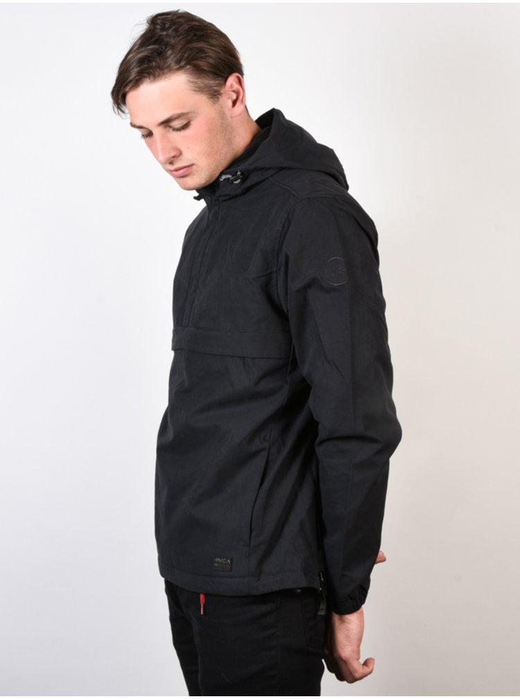 RVCA PROFOUND black podzimní bunda pro muže - černá