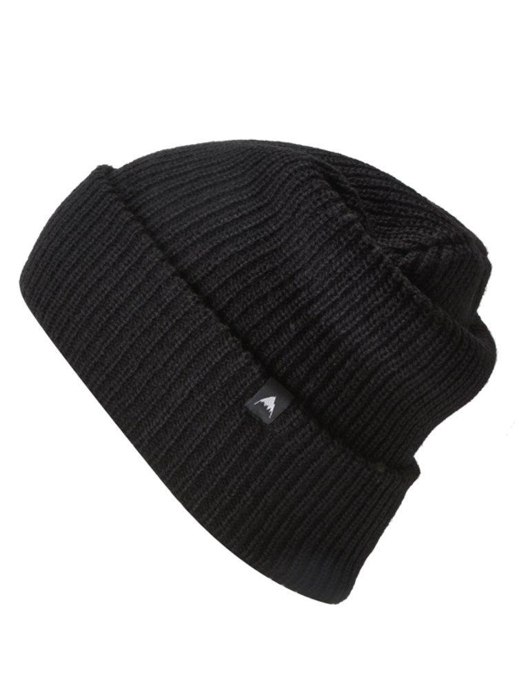 Burton TRUCKSTOP TRUE BLACK pánská čepice - černá