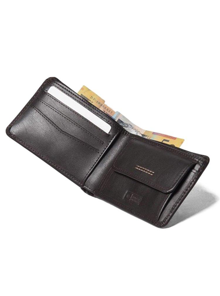 Rip Curl SUPPLY RFID ALL DAY black pánská značková peněženka - černá